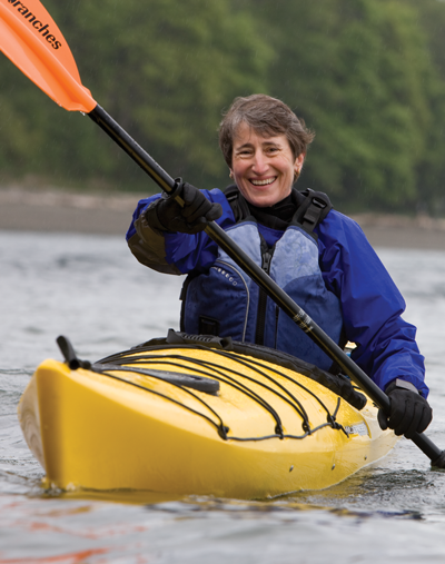 Secretary of the Interior nominee Sally Jewell