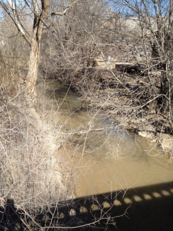 Trace amounts of benzene have been detected in multiple locations in Parachute Creek