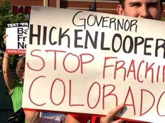 stop fracking colorado