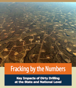Fracking by numbers