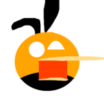 Orange_bird_shocked