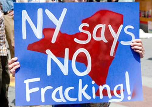 new york ban fracking