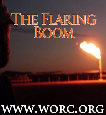 Flaring Boom