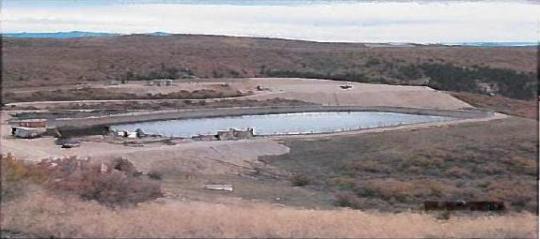 GarCo fracking pit