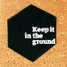 Keepitintheground thumb