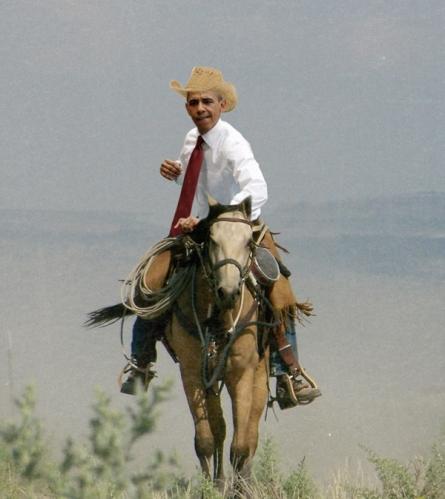 President-Obama-Wild-West-cowboy