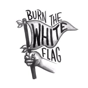 burn-white-flag
